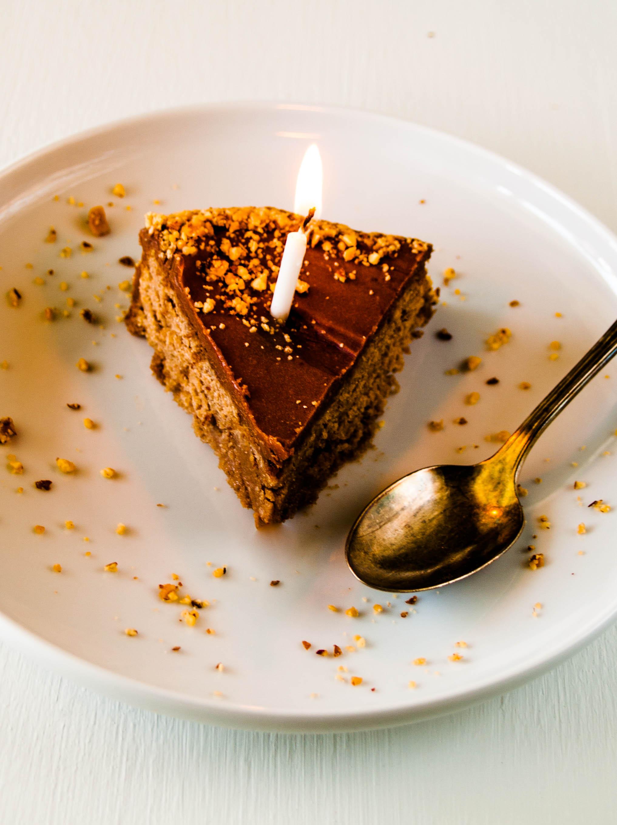 to her, I made Julia Child's Reine de Saba (chocolate almond cake ...