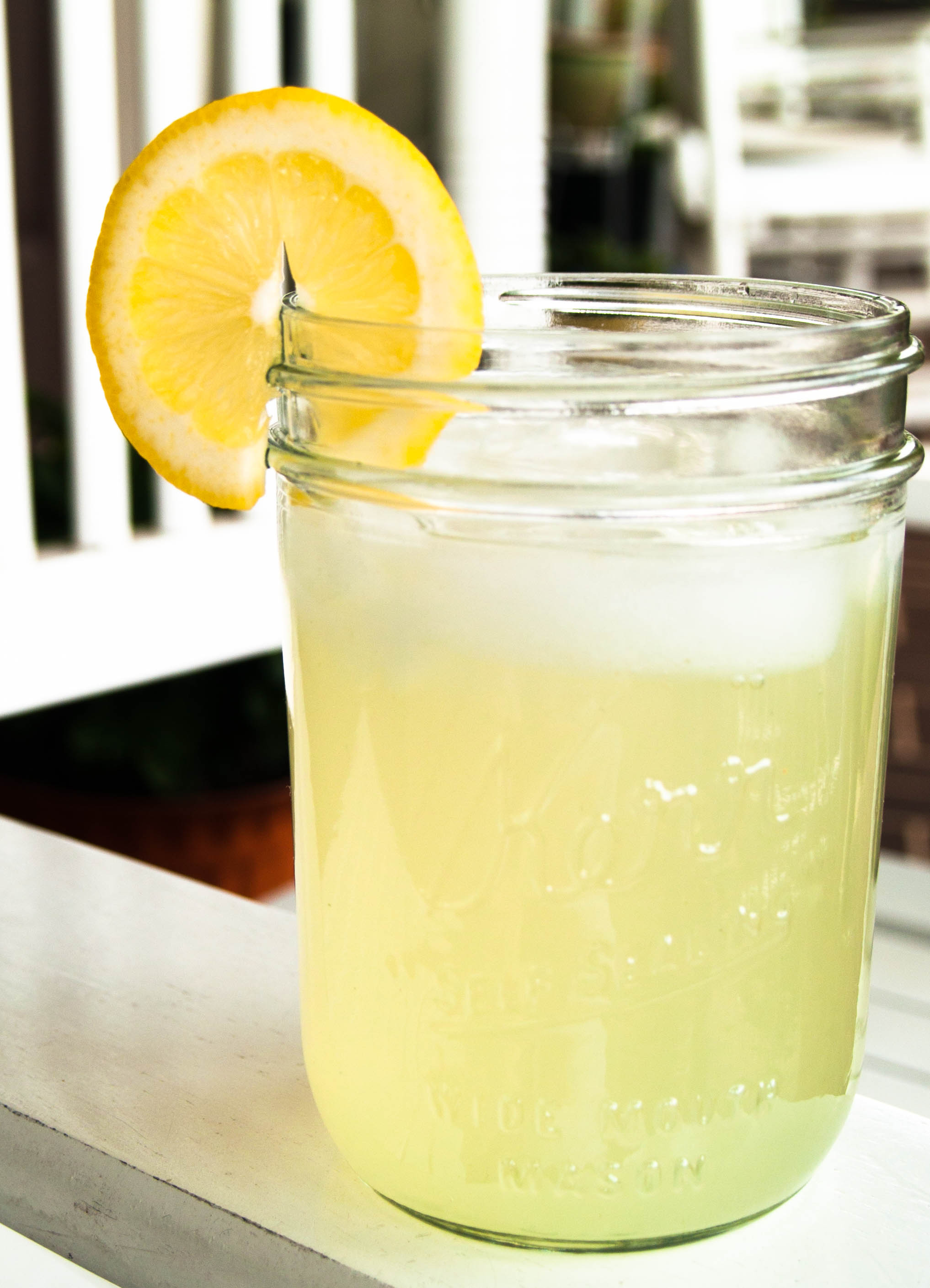 Homemade Lemonade | for the love of the south