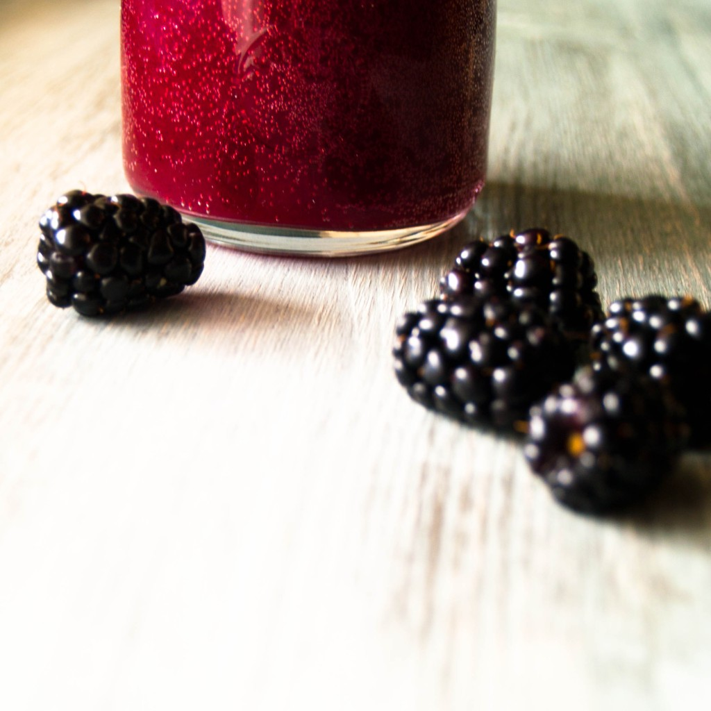 Cane Sugar Blackberry Limeade | for the love of the south