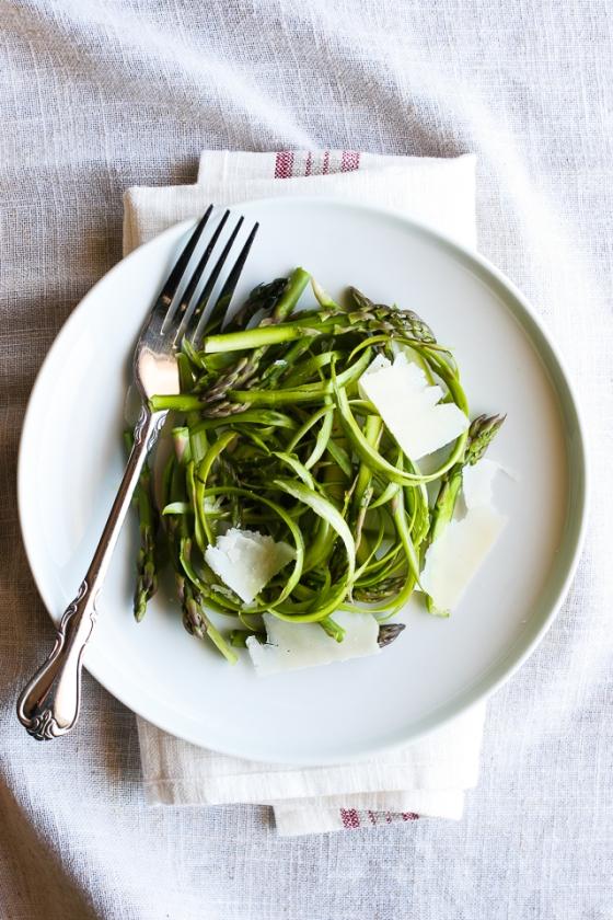Light Asparagus Salad