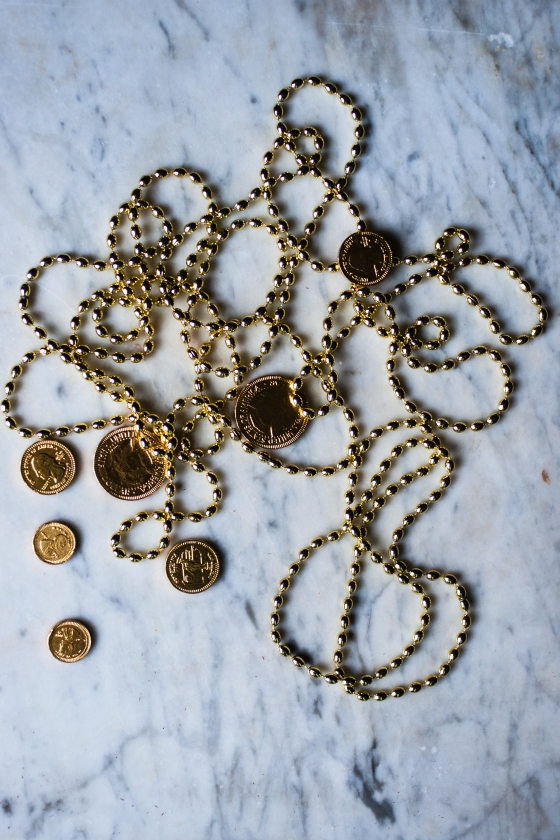 Mardi Gras Beads & Coins | for the love of the south