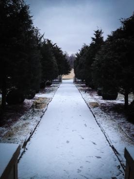 Carnton Plantation Path