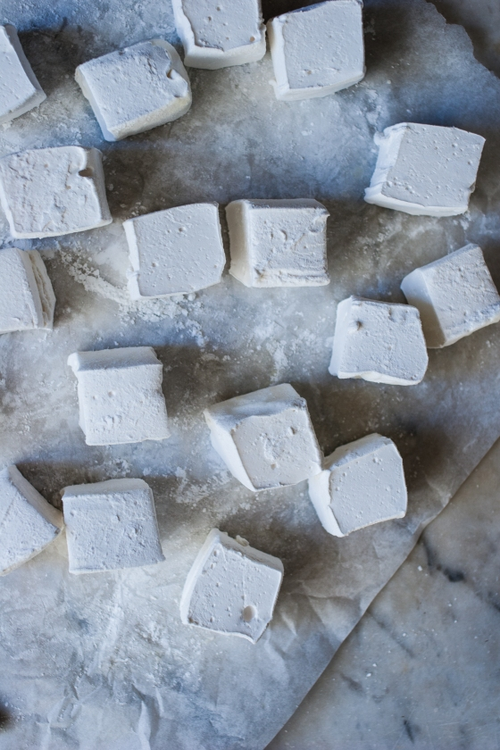 Elderflower Marshmallows | for the love of the south