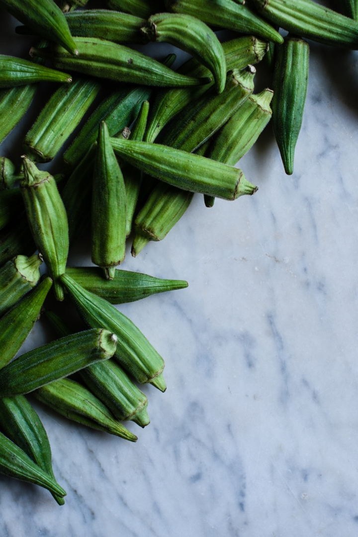Fresh Okra | for the love of the south