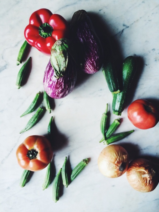 Summer Produce | for the love of the south