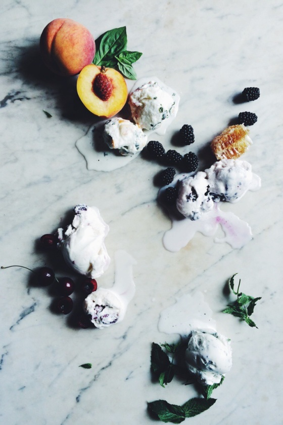 Summer Ice Cream | for the love of the south