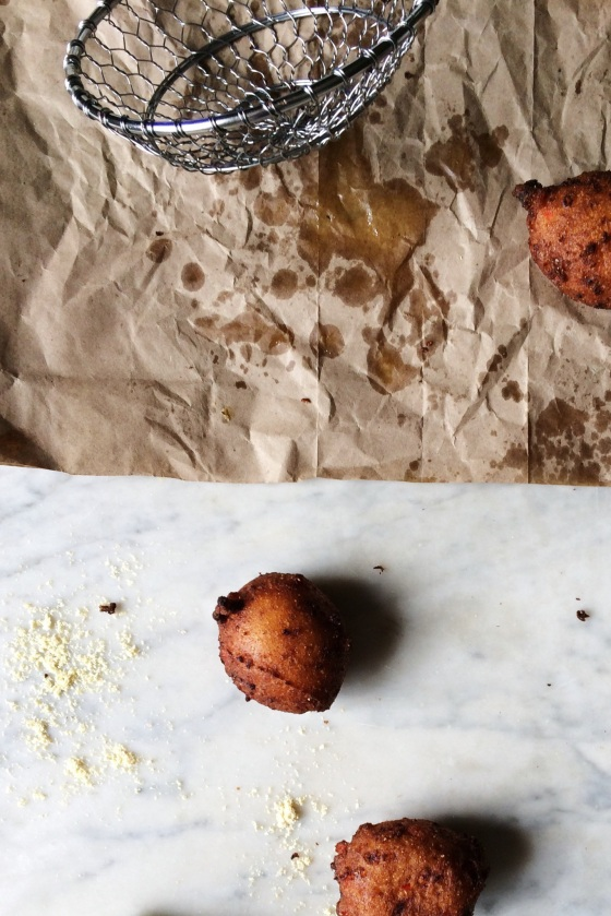 Pimento Cheese Hushpuppies | for the love of the south