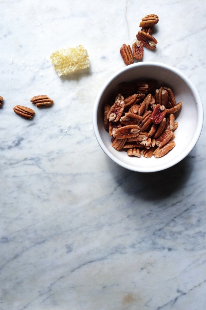 Pecan Milk Ingredients | for the love of the south