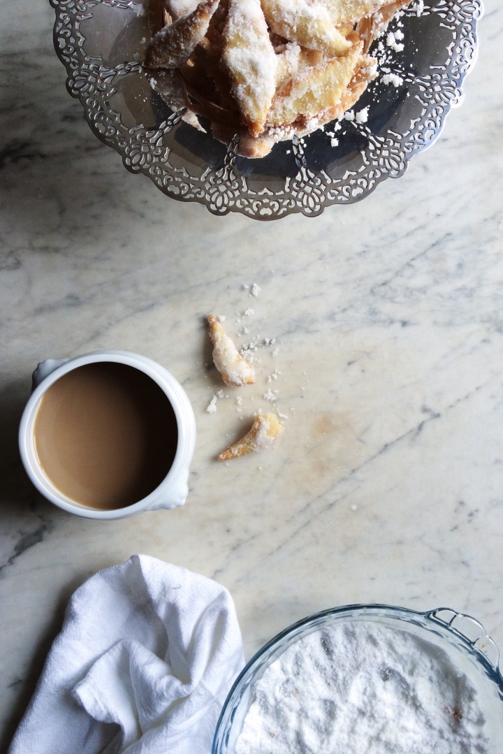 Marvelous Grapefruit Beignets   for the love of the south