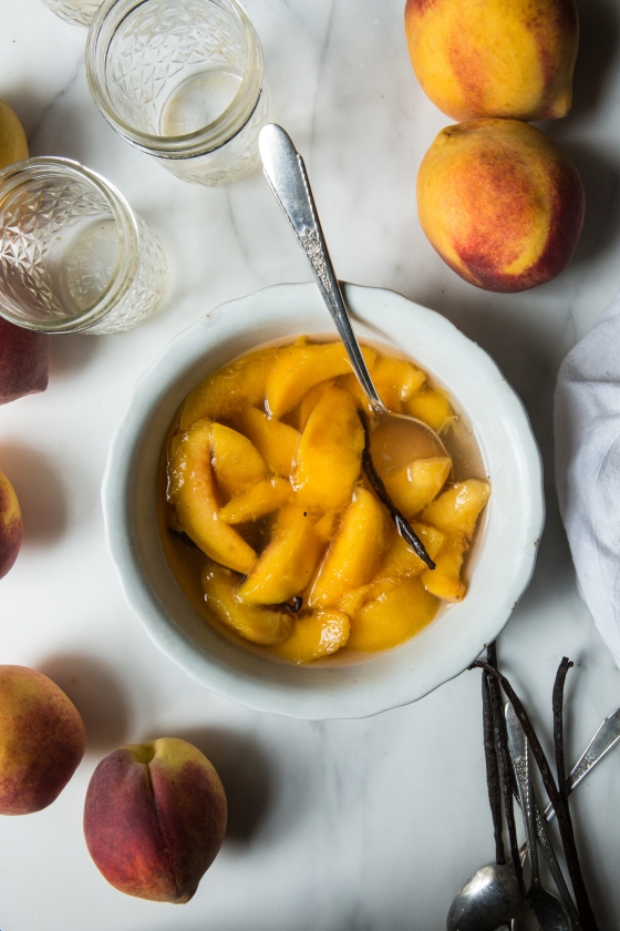 Canned Peaches | for the love of the south