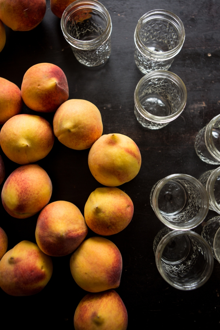 Canning Peaches | for the love of the south